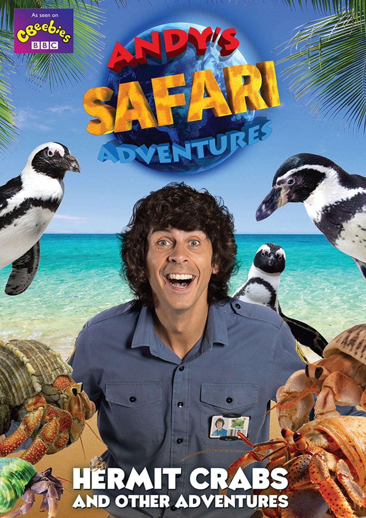 Andy's Safari Adventures: Hermit Crabs & Other Adventures - 1