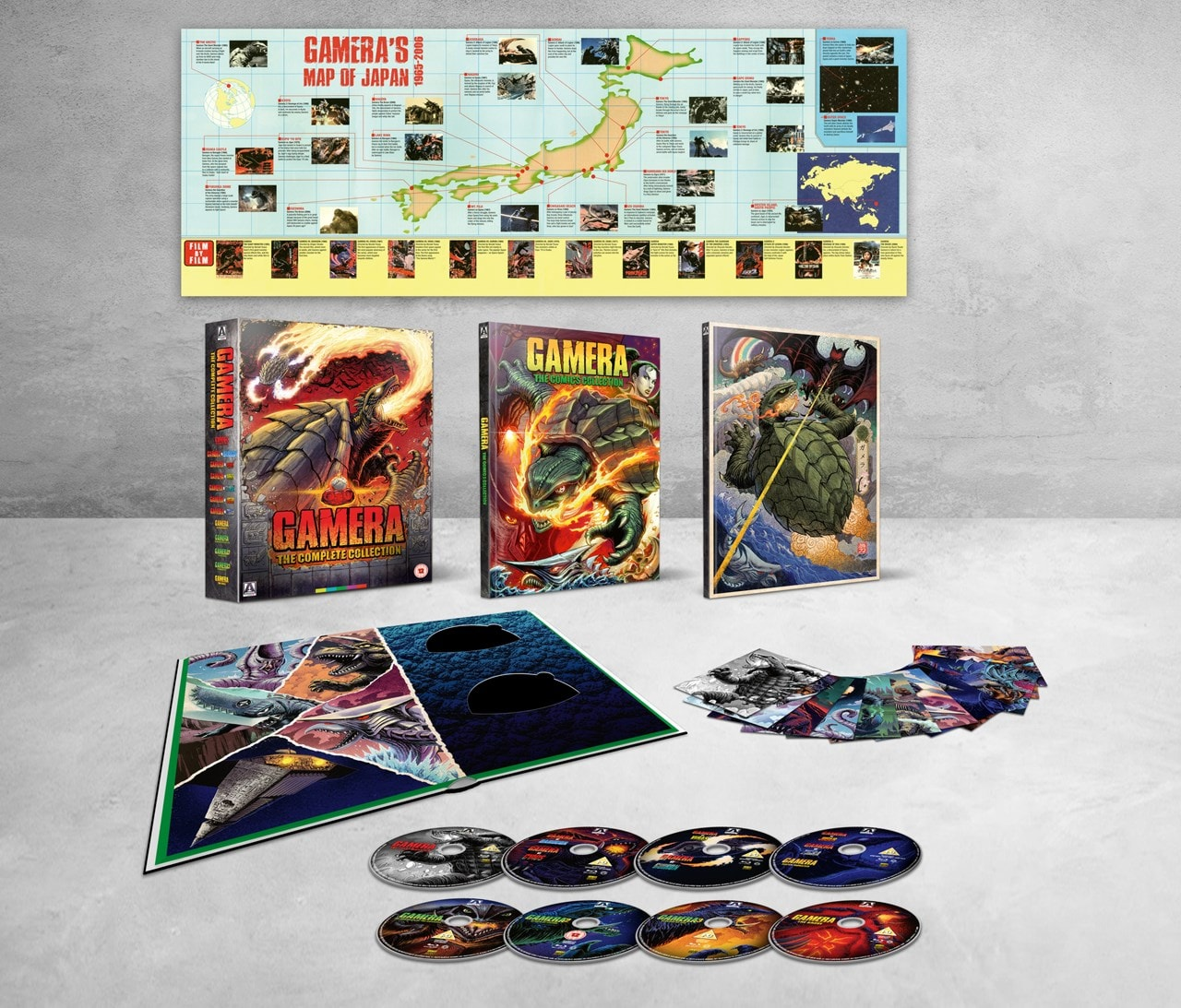 Gamera: The Complete Collection - 4