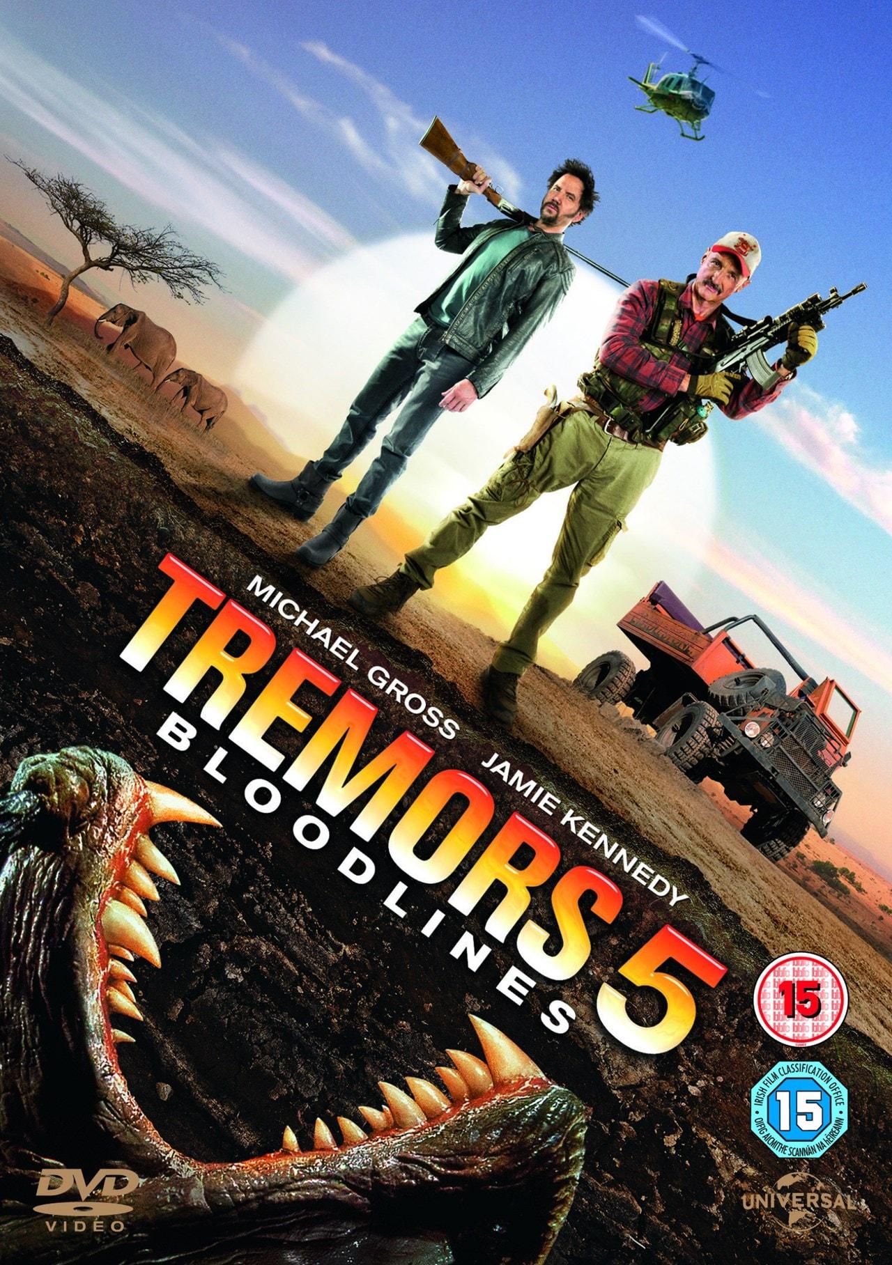 Tremors 5 - Bloodlines - 1