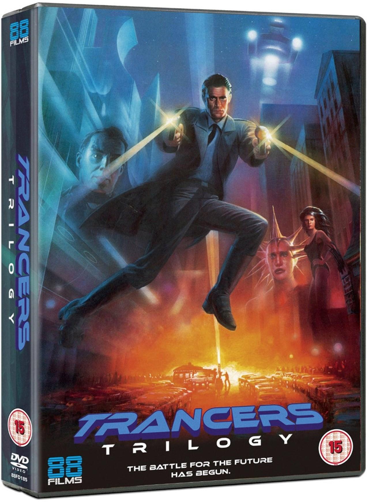Trancers Trilogy - 2