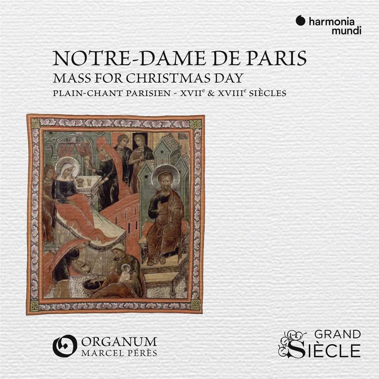 Ecole De Notre-Dame: Mass for the Nativity of the Virgin - 1