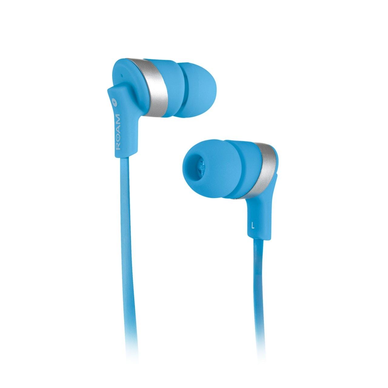 Roam Colours Blue Bluetooth Earphones (hmv Exclusive) - 1