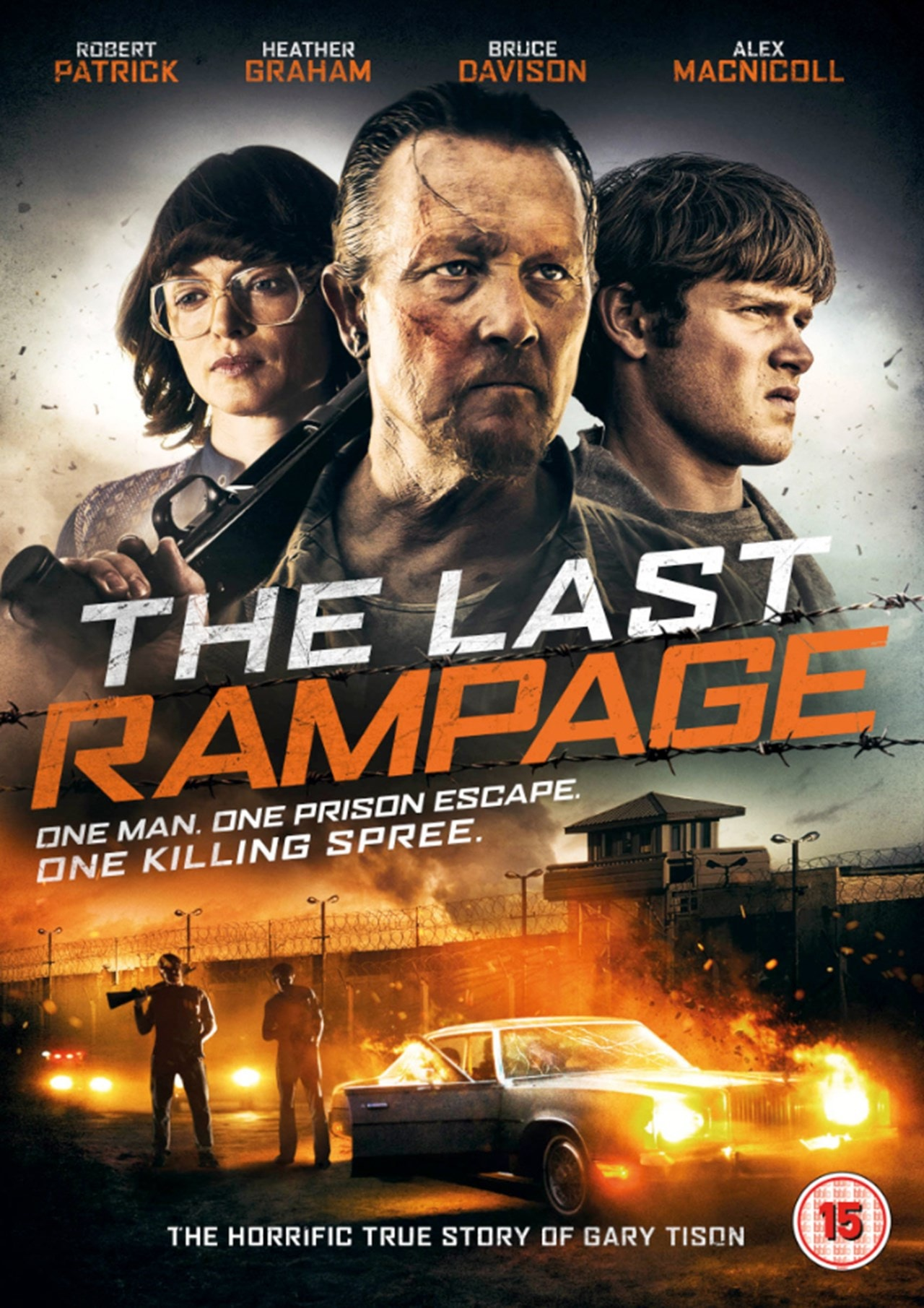 The Last Rampage - 1