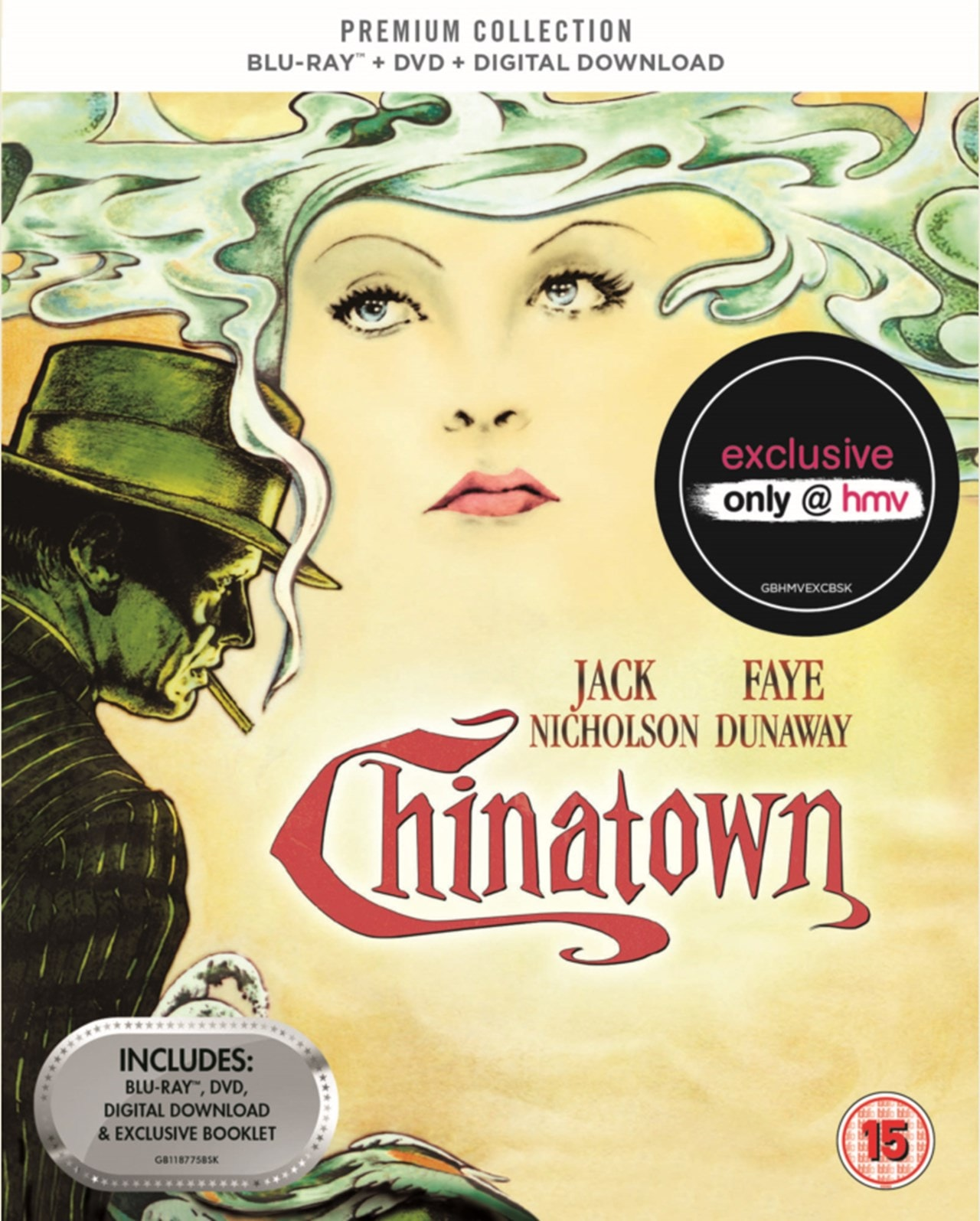 Chinatown (hmv Exclusive) - The Premium Collection - 1