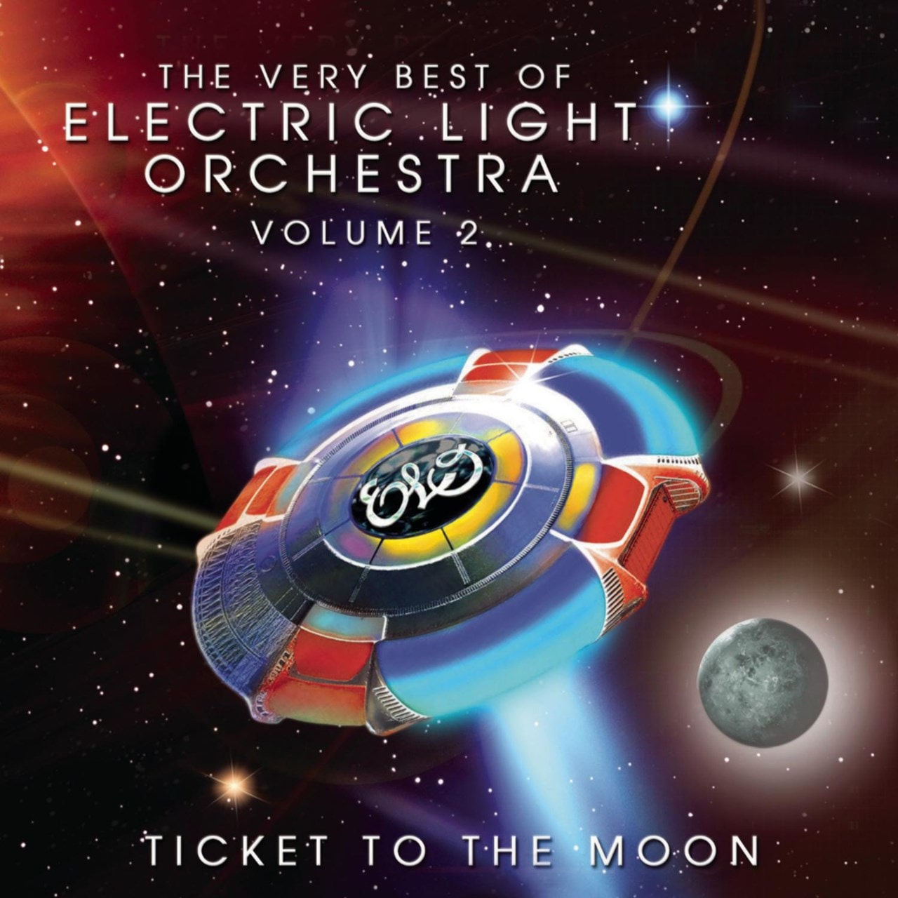 Very Best of Elo, The - Vol. 2 - Ticket to the Moon - 1