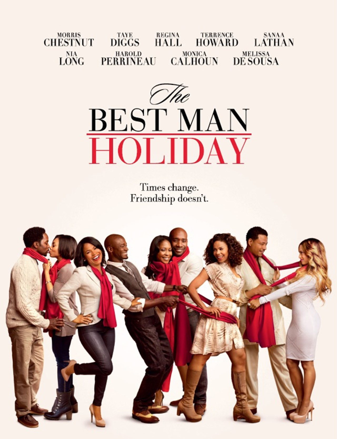 The Best Man Holiday - 1