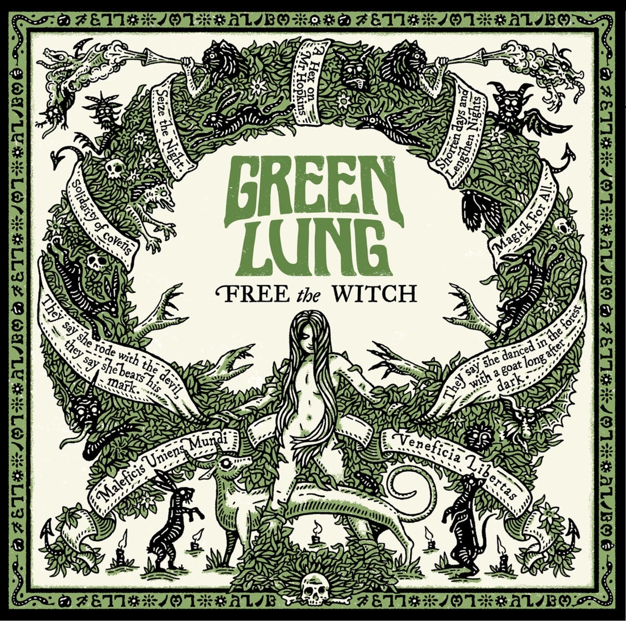 Free the Witch - 1