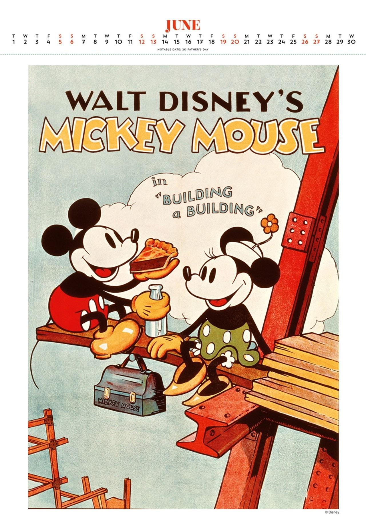 Disney Vintage: A3 Deluxe 2021 Calendar   Calendars   Free ...