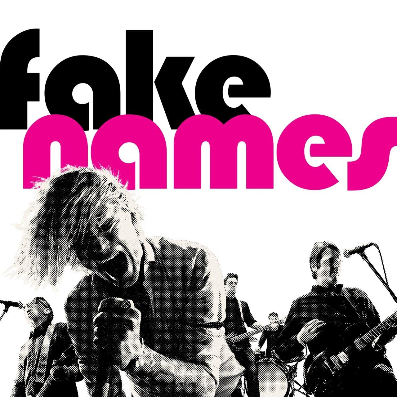Fake Names - 1