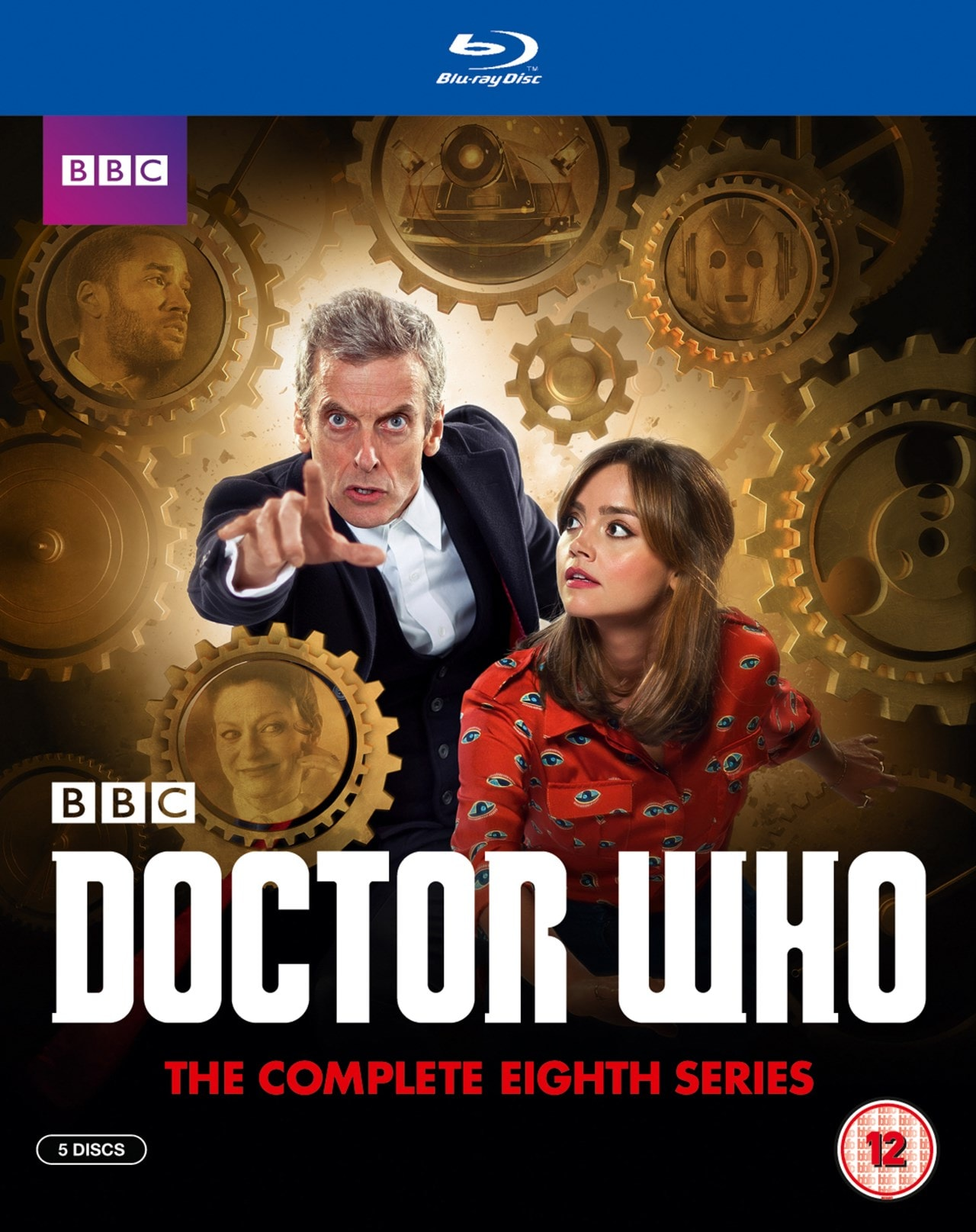 Doctor Who: The Complete Eighth Series - 1