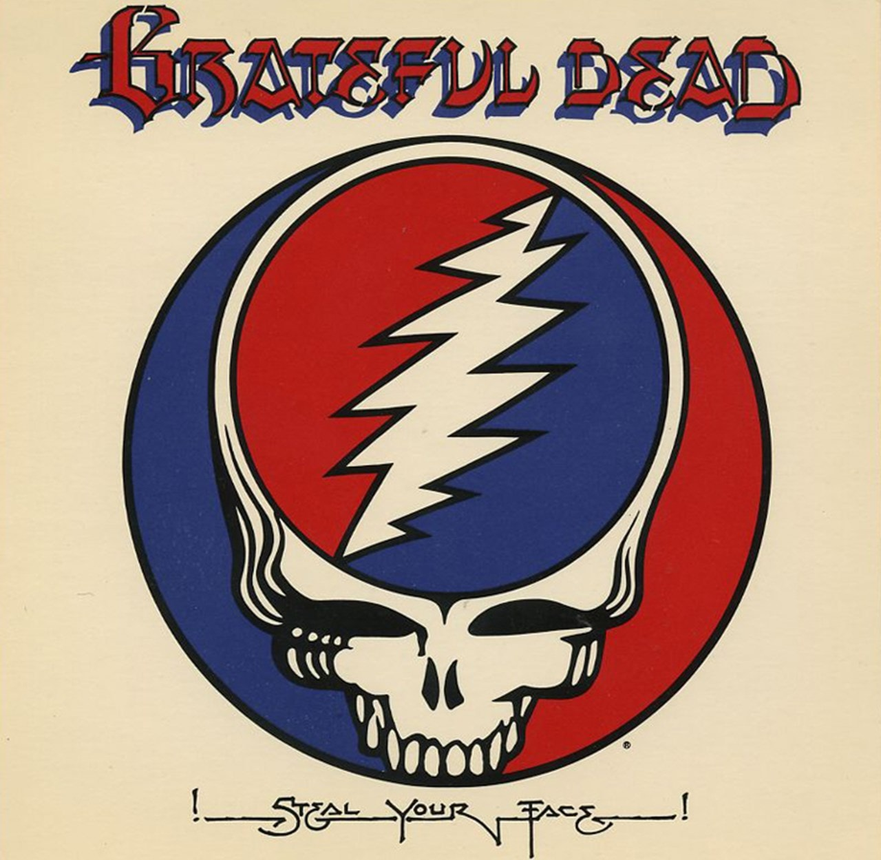 Steal Your Face - 1