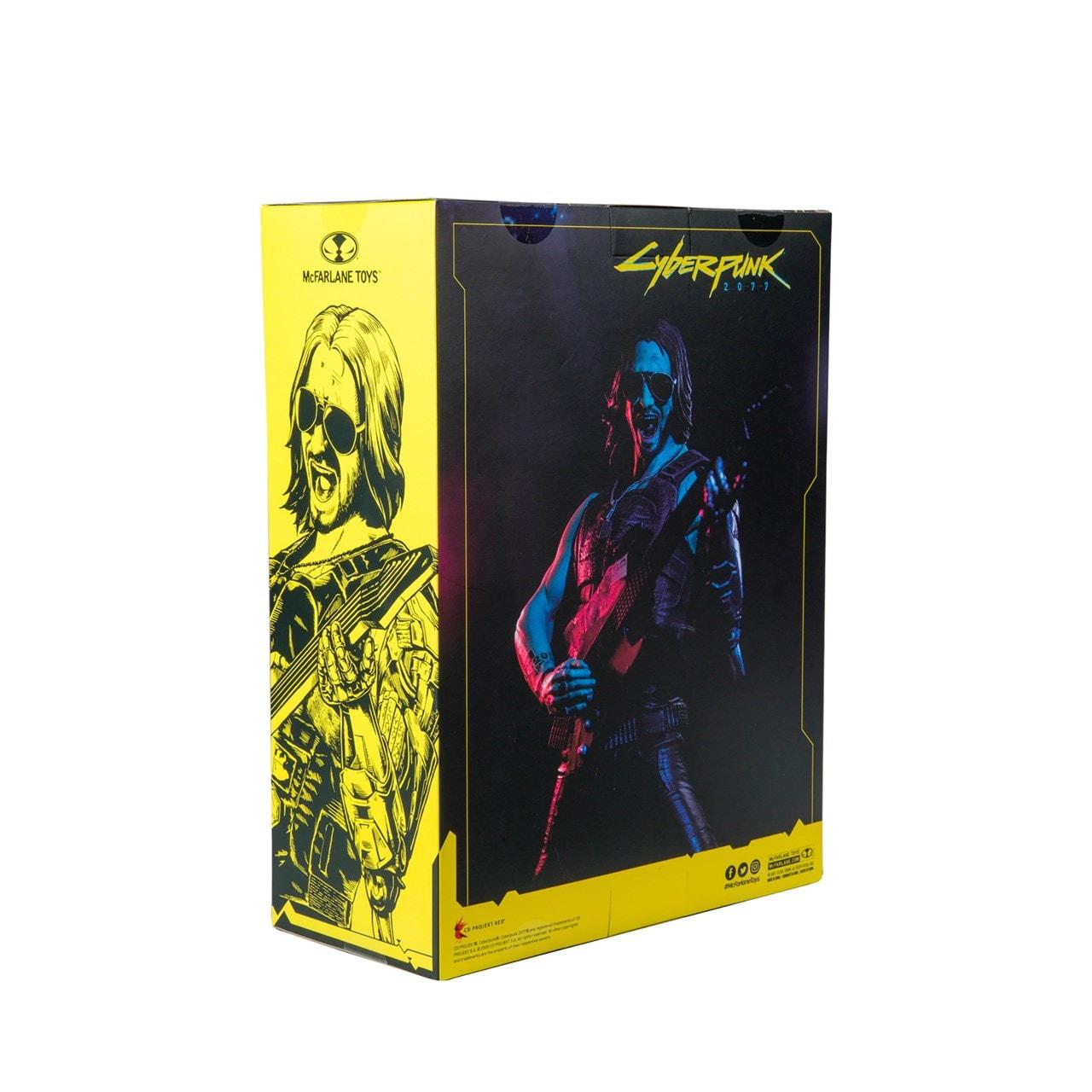 Cyberpunk 2077: Johnny Silverhand (Chrome Rock) Figurine - 5