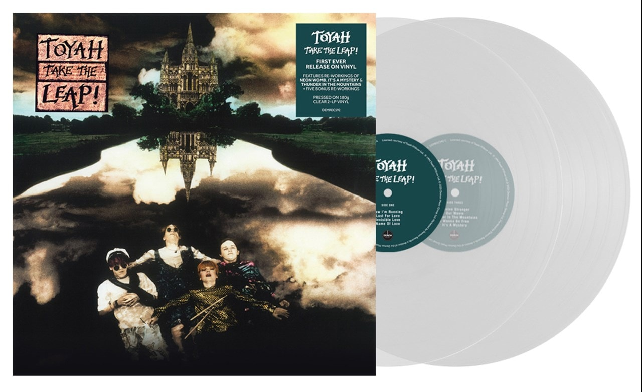 Take the Leap! - Limited Edition Coloured Vinyl - 1