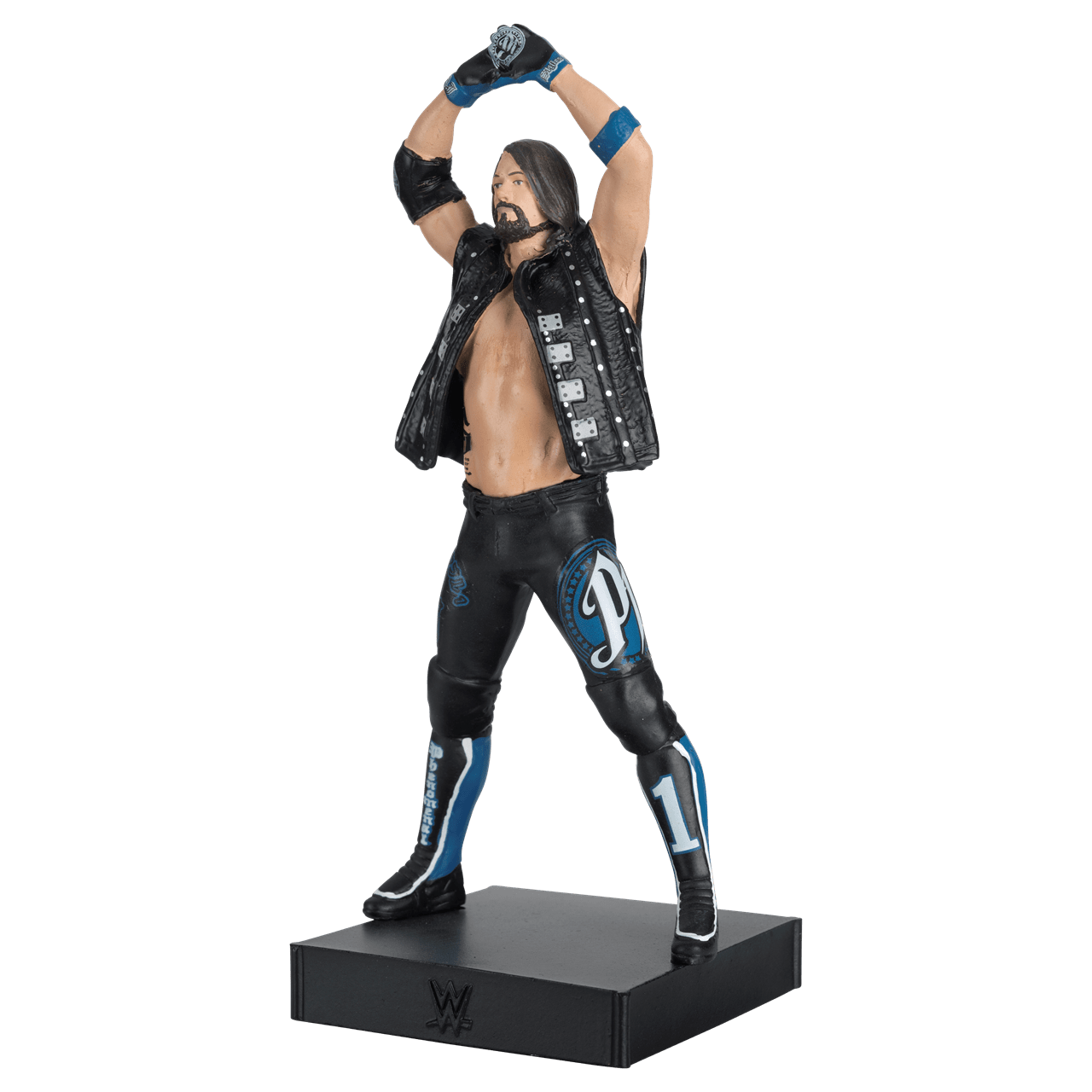 AJ Styles: WWE Championship Figurine: Hero Collector - 2