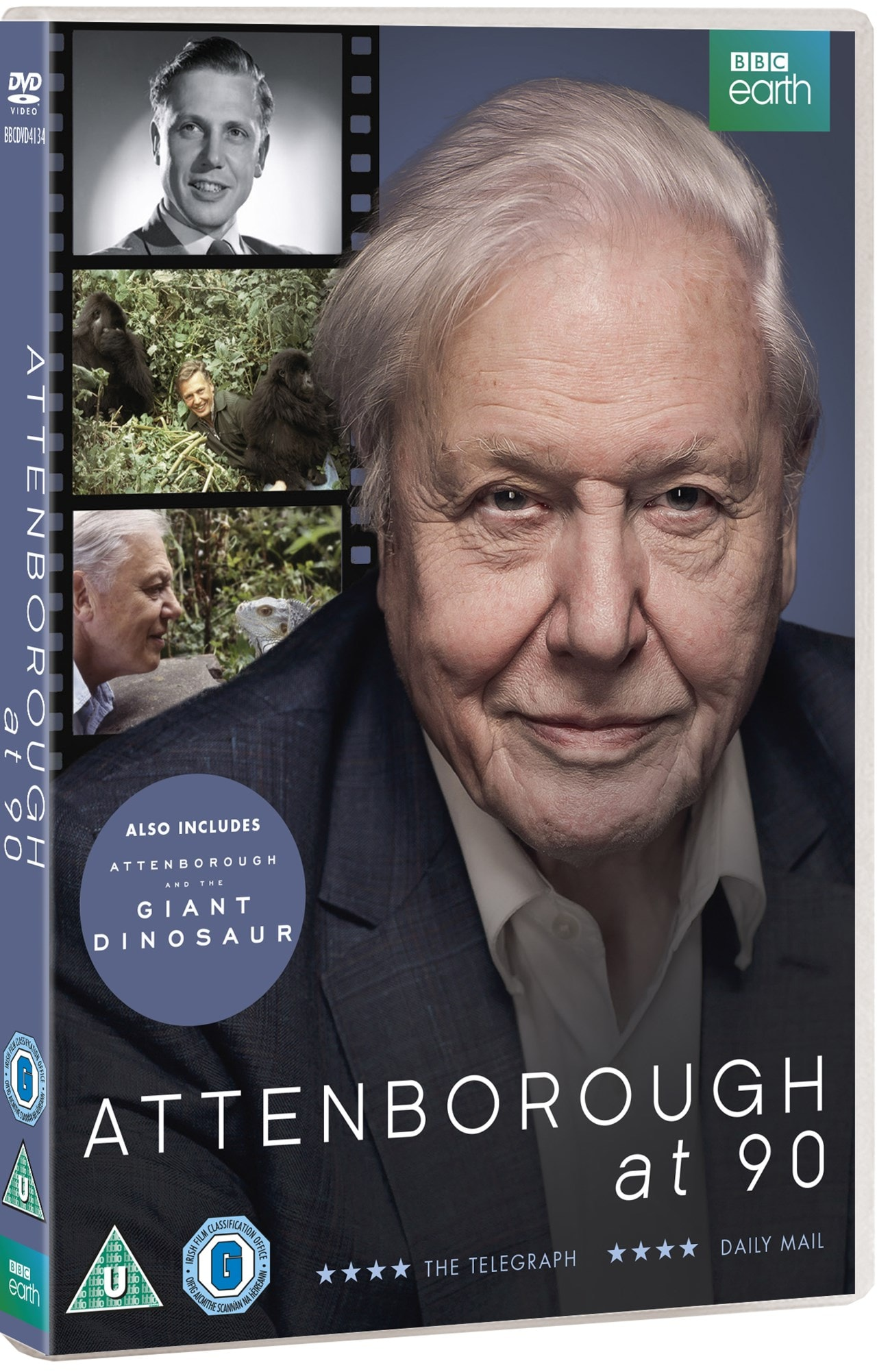 Attenborough at 90 - 2
