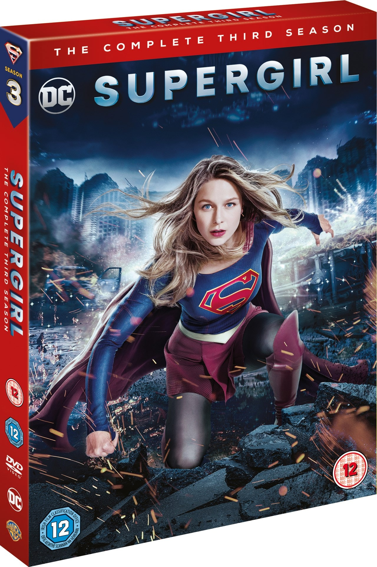 Supergirl: The Complete Third Season - 2