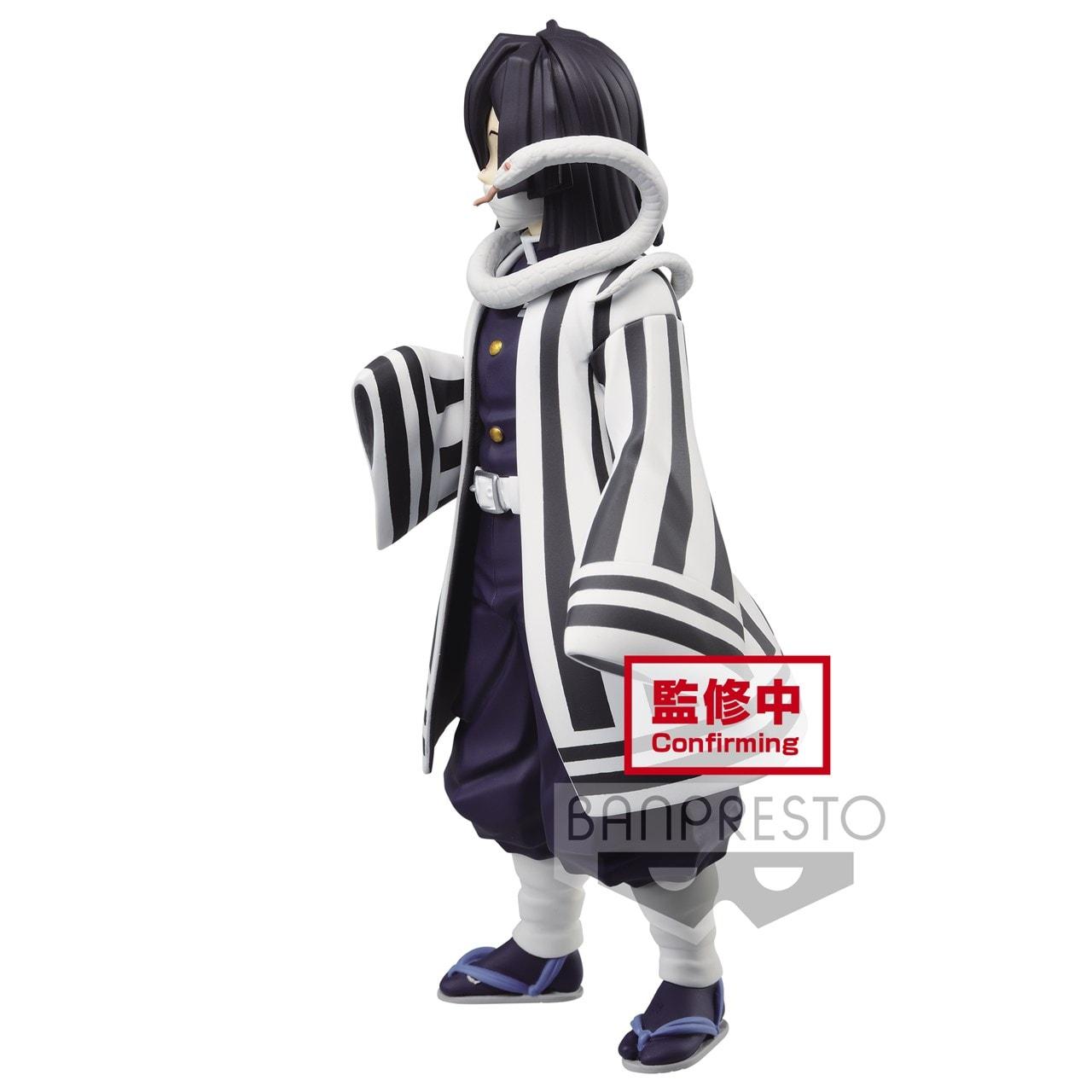 Obanai Iguro: Kimetsu No Yaiba: Demon Slayer Action Figure - 3