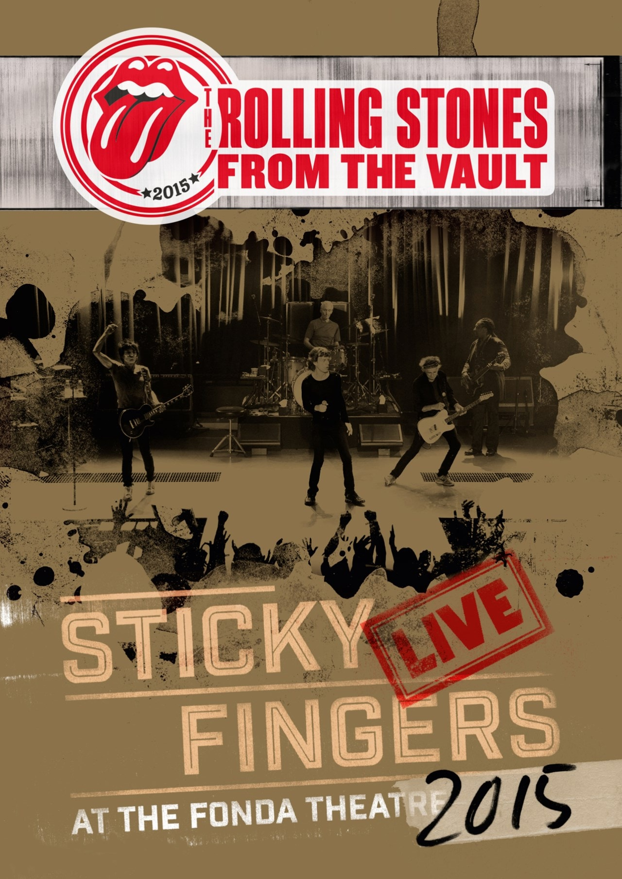 The Rolling Stones: From the Vault - Sticky Fingers Live At... - 2