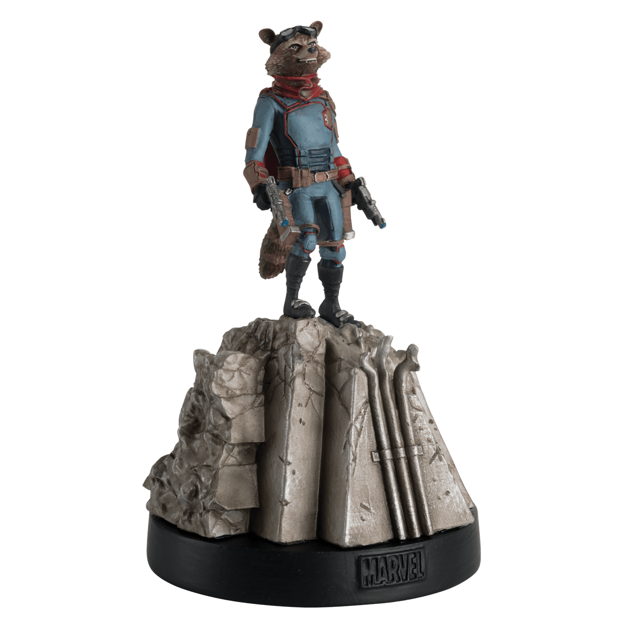 Rocket Figurine: Special Marvel Hero Collector - 3