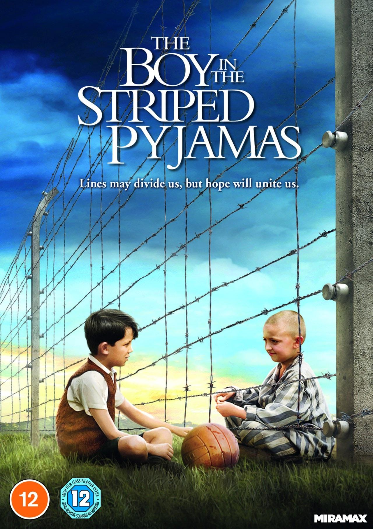 The Boy in the Striped Pyjamas - 1