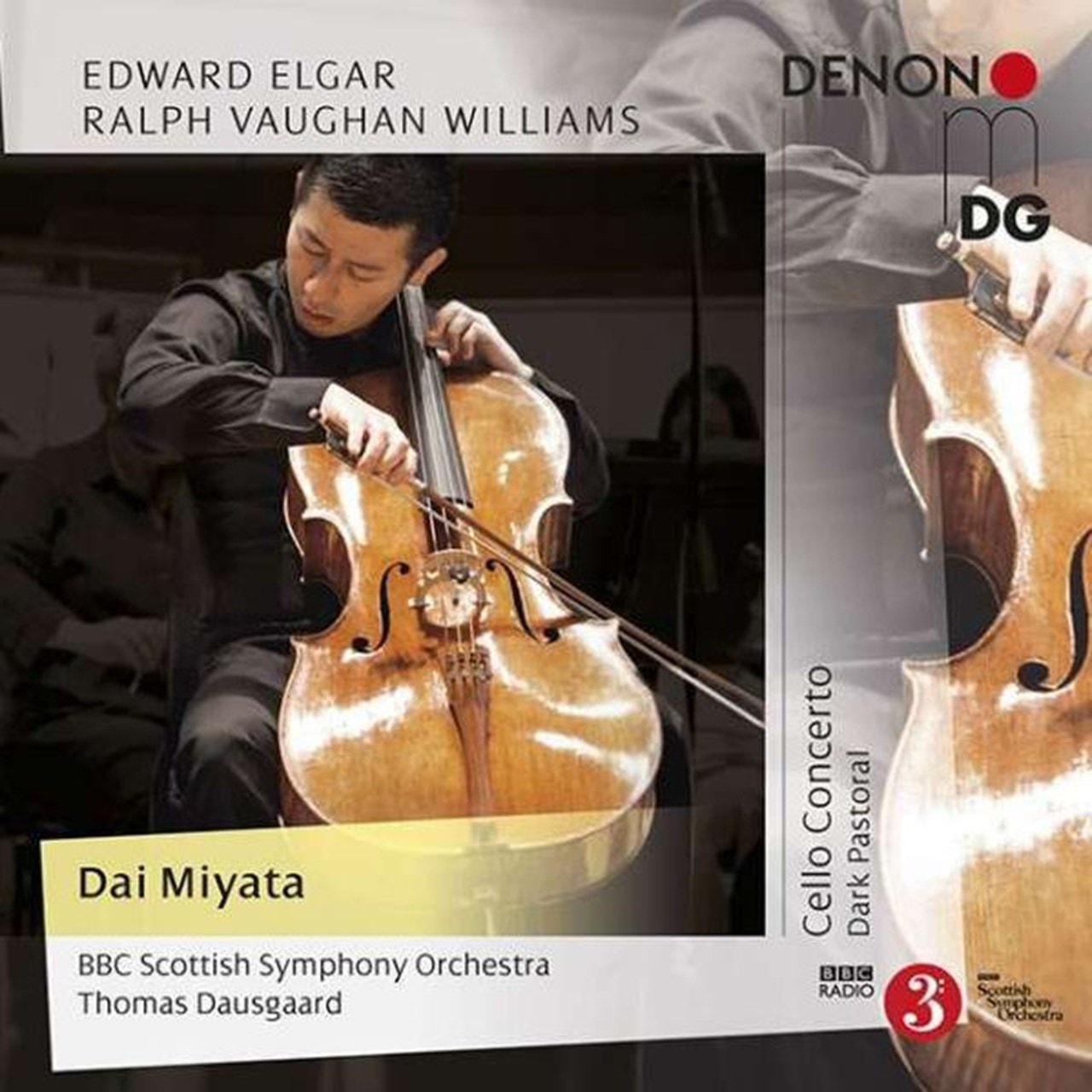 Edward Elgar/Ralph Vaughan Williams: Cello Concerto - 1