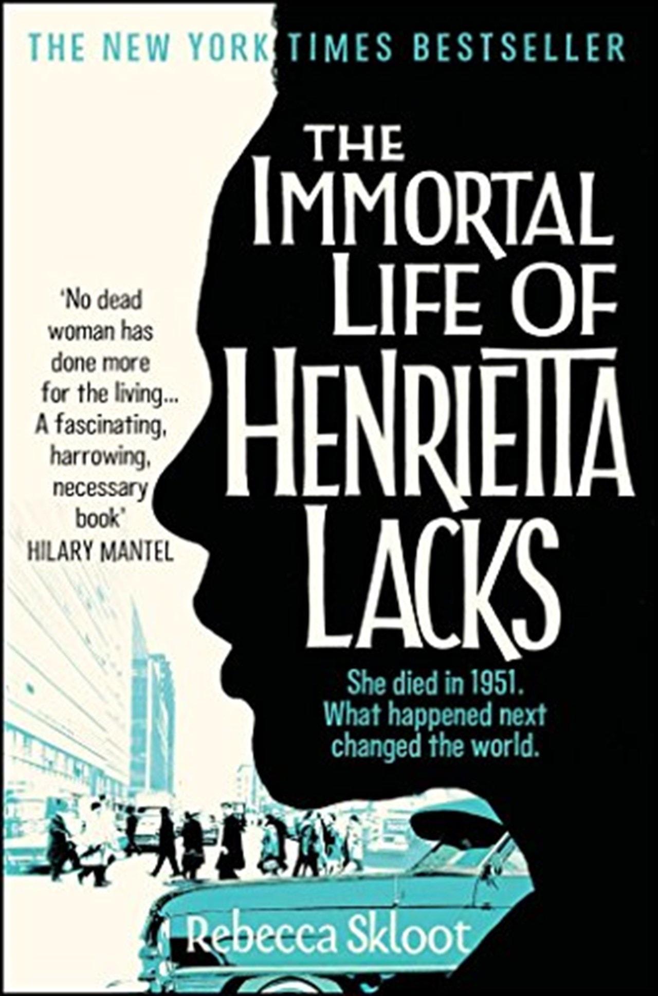 The Immortal Life Of Henrietta Lacks - 1