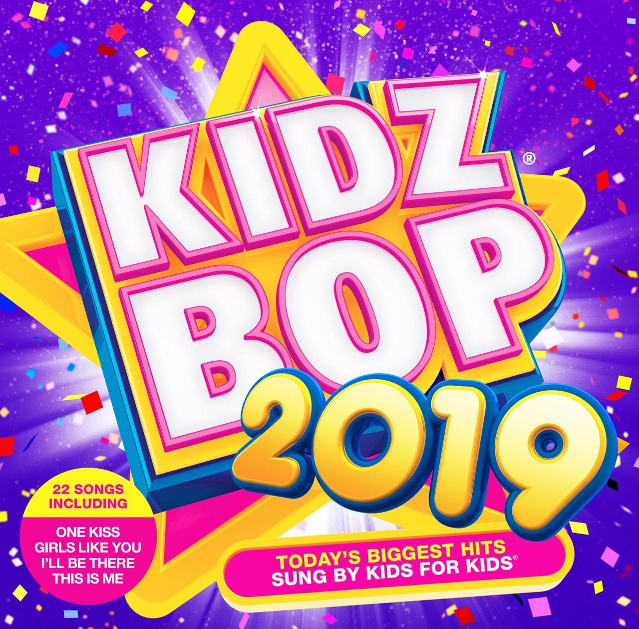Kidz Bop 2019 - 1