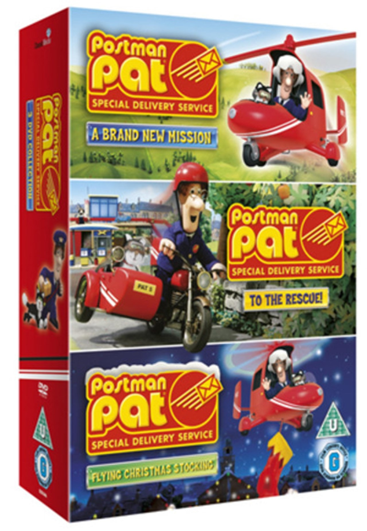 Postman Pat - Special Delivery Service: Collection - 1