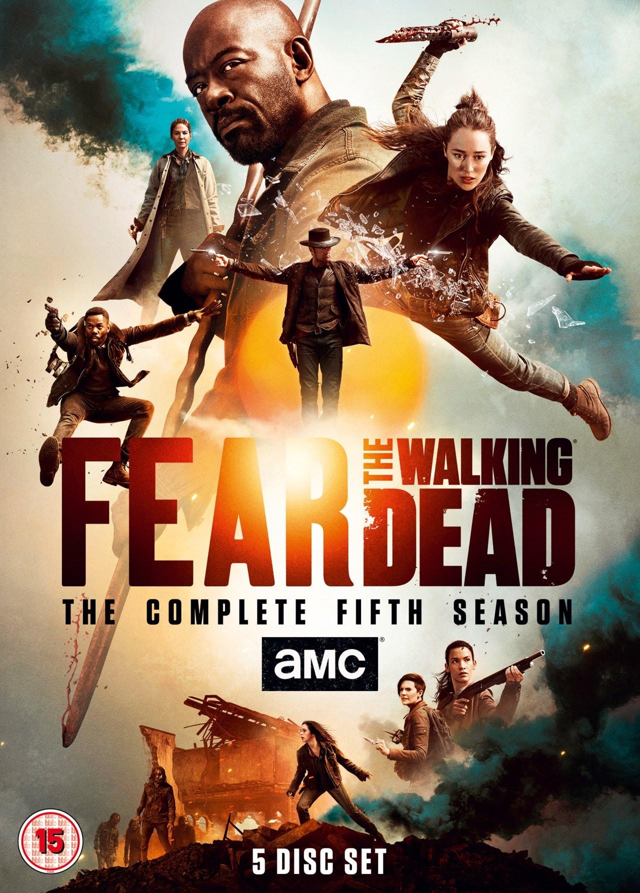 Fear Walking Dead Staffel 1