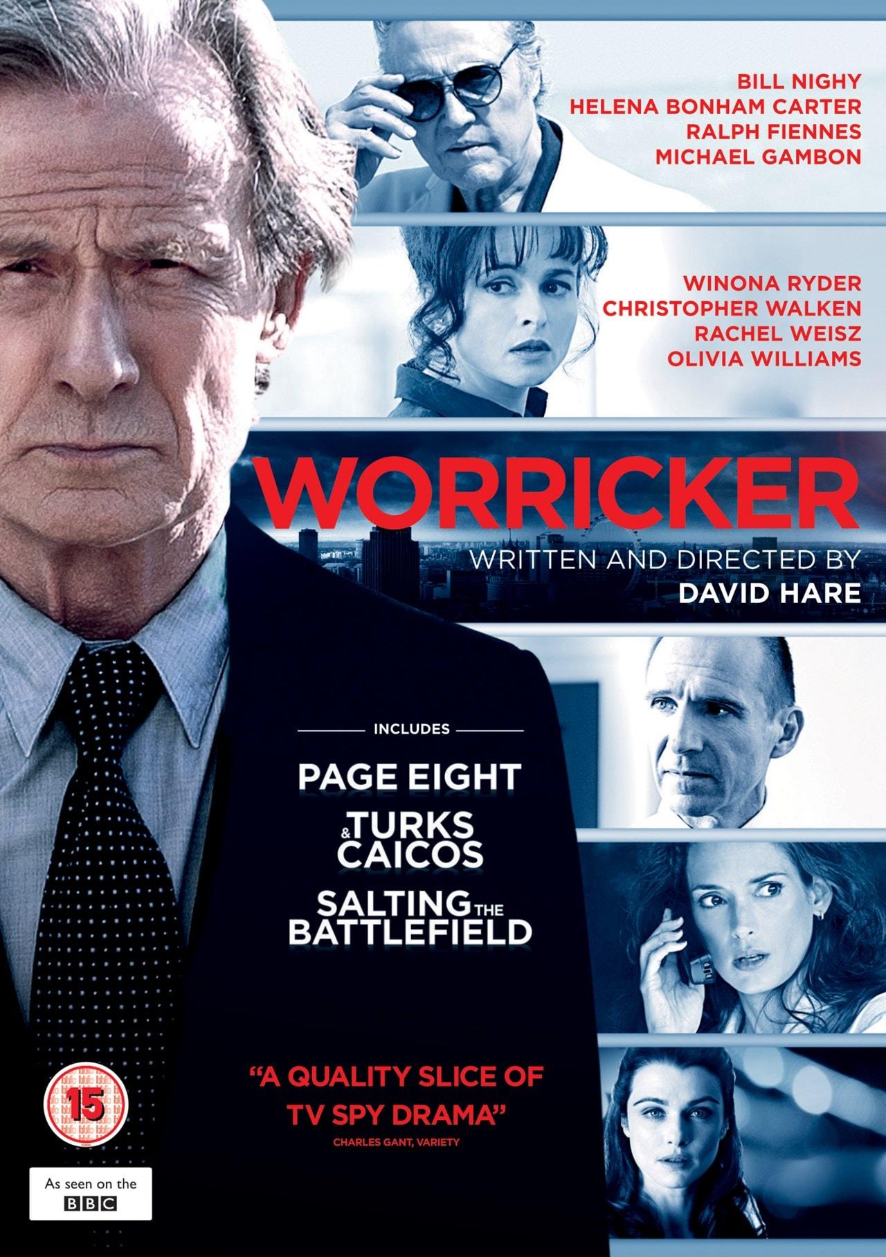 The Worricker Trilogy - 1