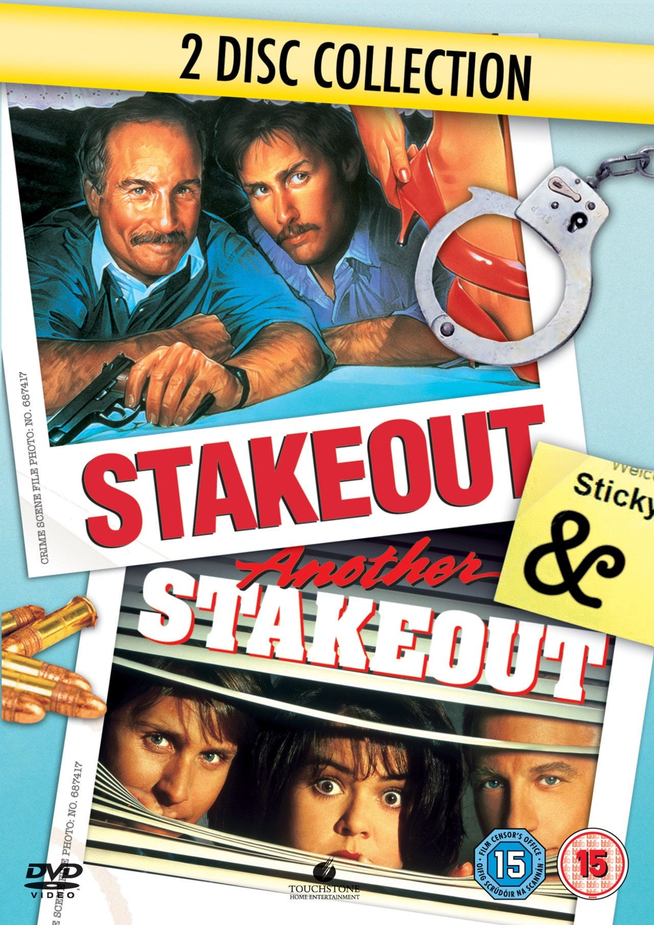 Stakeout/Another Stakeout - 1