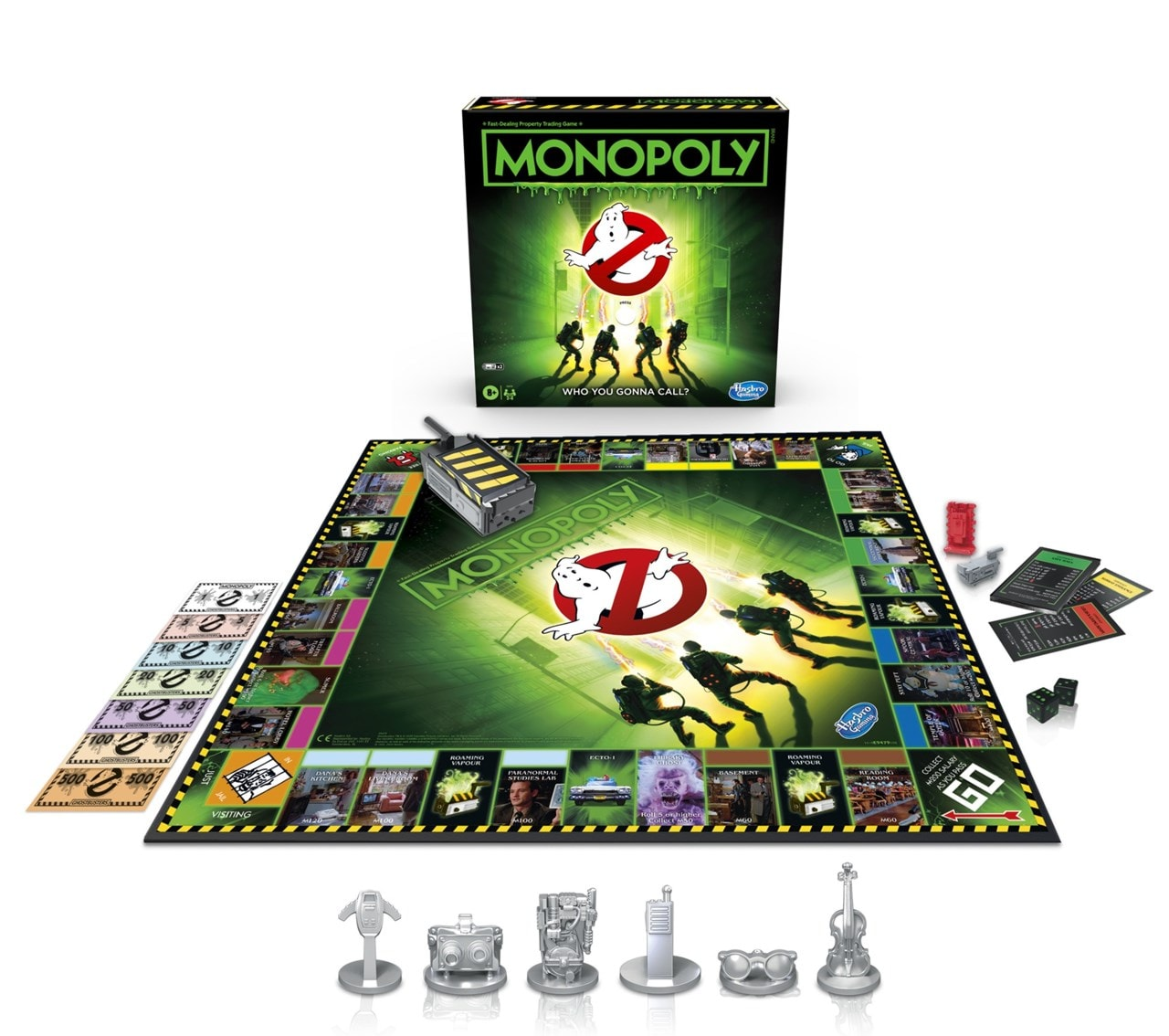 Monopoly: Ghostbusters Edition - 1