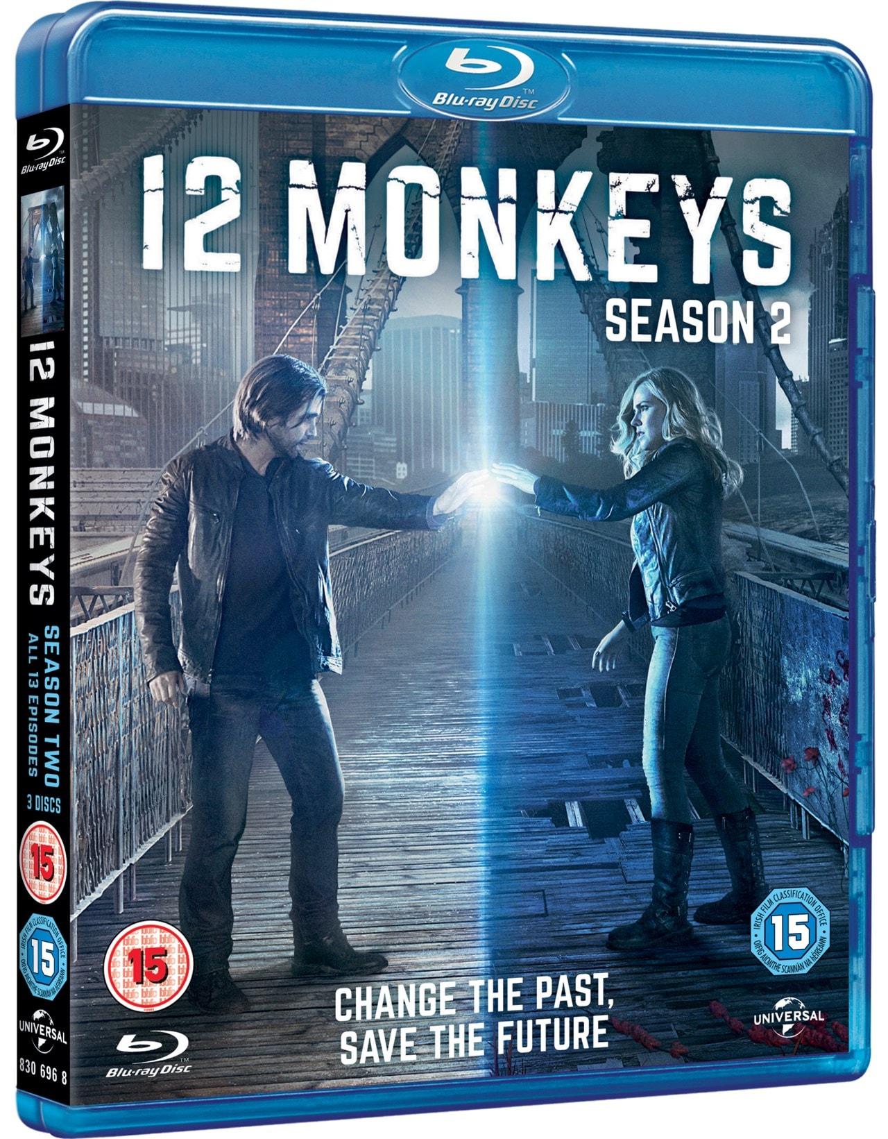 12 Monkeys: Season 2 - 2