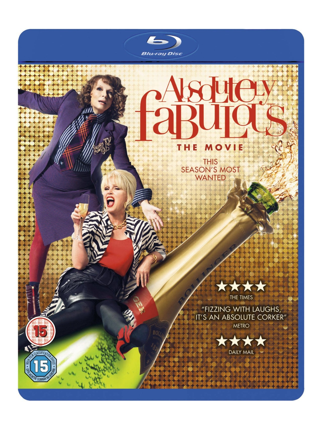 Absolutely Fabulous: The Movie - 1