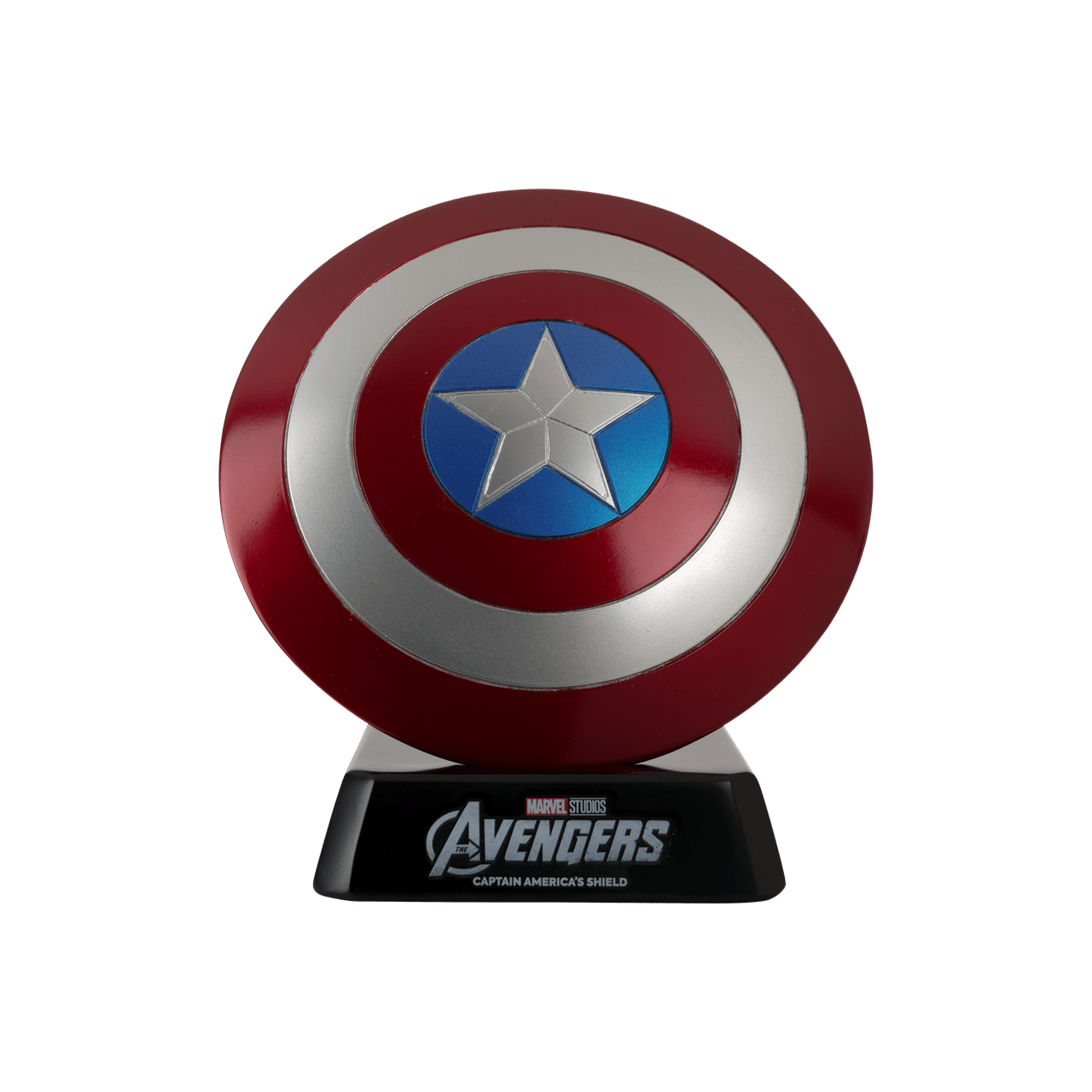 Captain America Shield: Marvel Museum Replica Hero Collector - 1