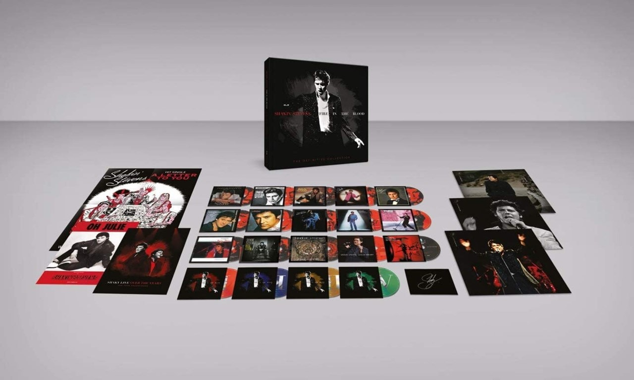 Fire in the Blood: The Definitive Collection - 2