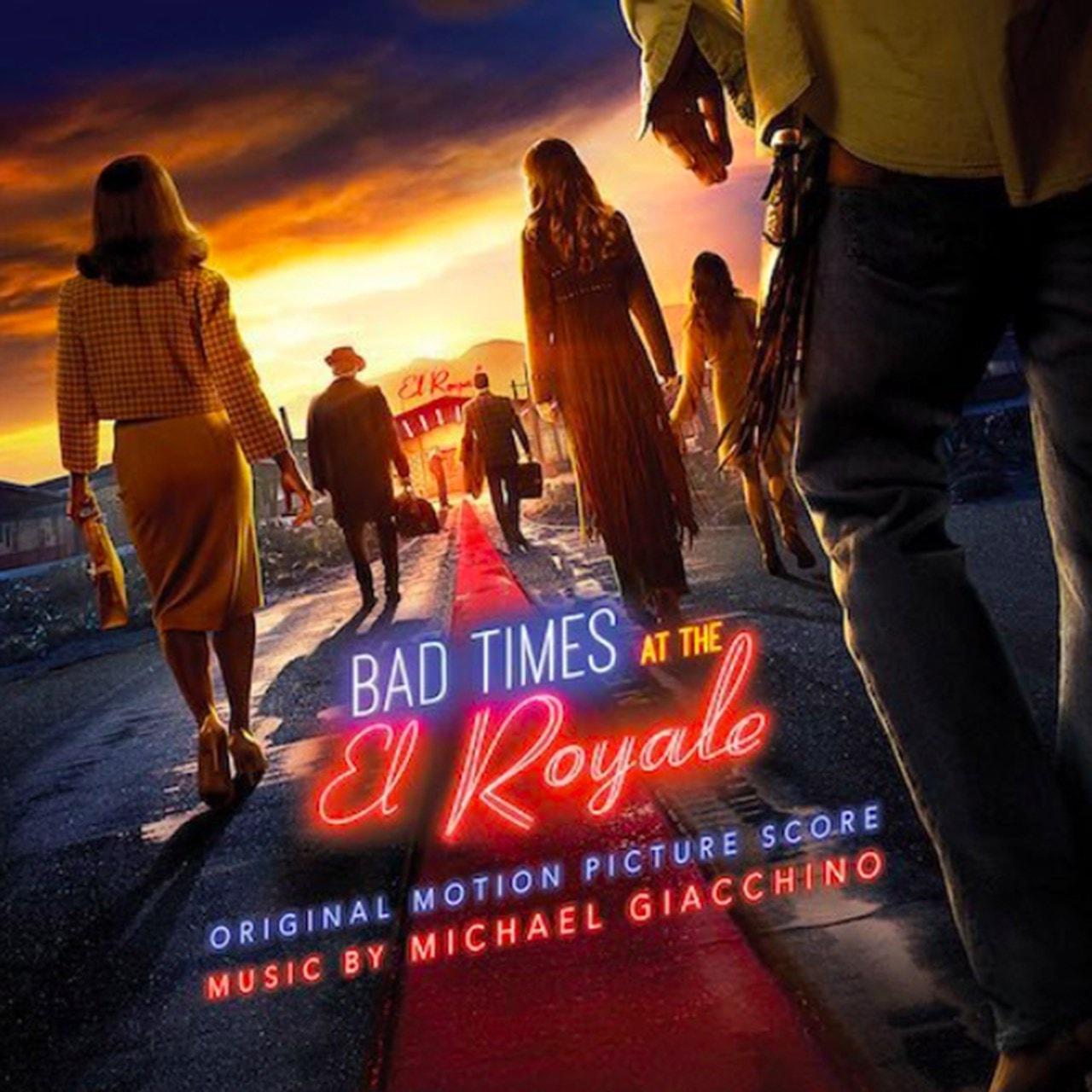 Bad Times at the El Royale - 1