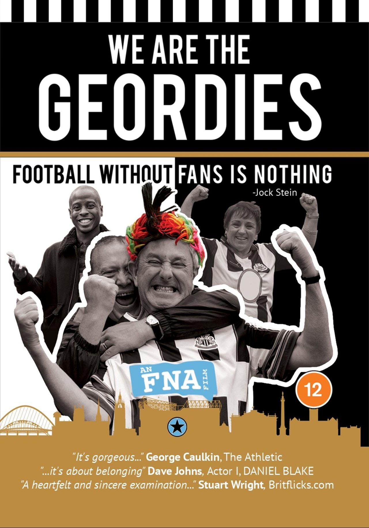 We Are the Geordies - 1