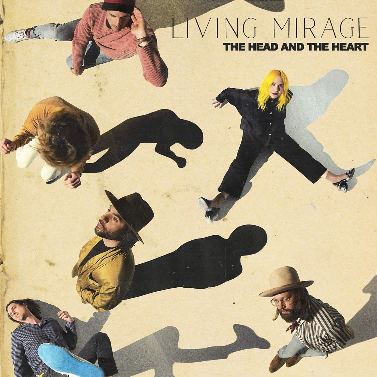 Living Mirage - 1