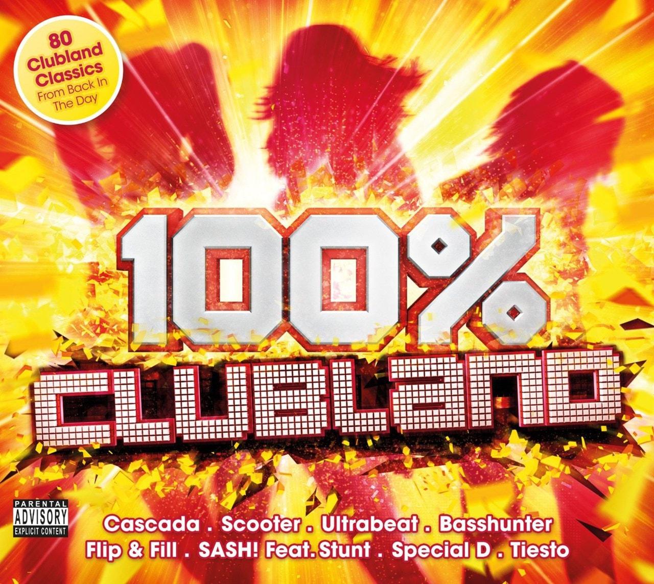 100% Clubland - 1