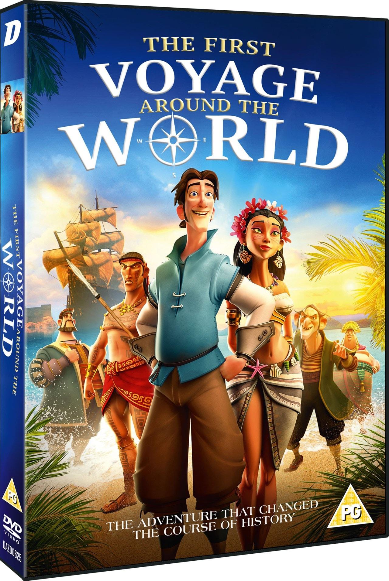 The First Voyage Around the World - 2