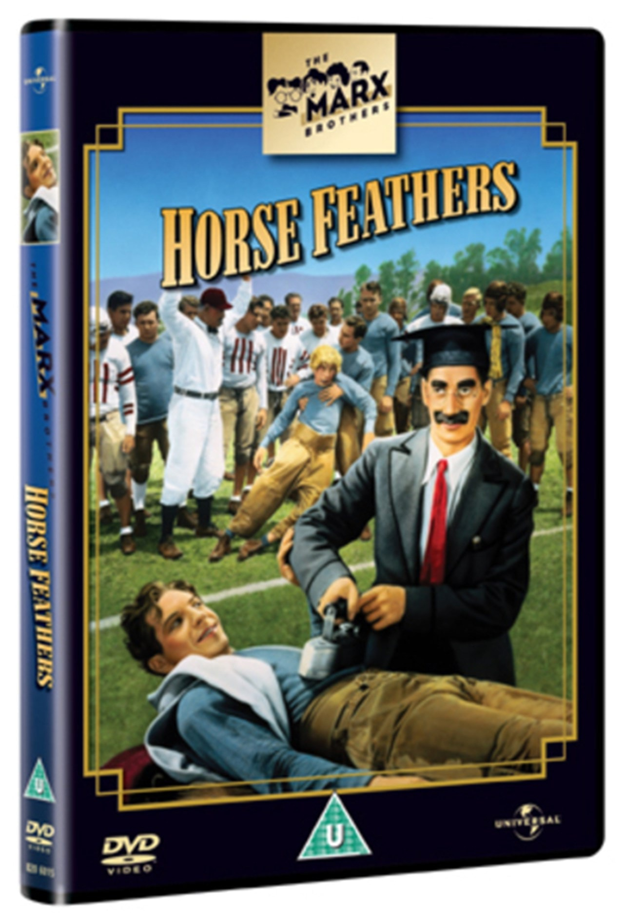 The Marx Brothers: Horse Feathers - 1