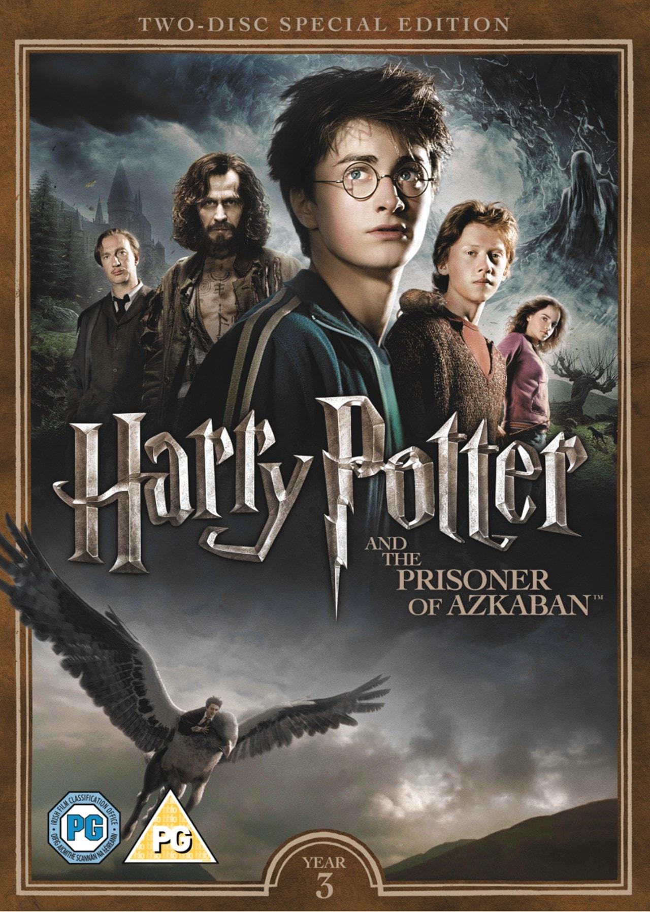 Harry Potter and the Prisoner of Azkaban - 1