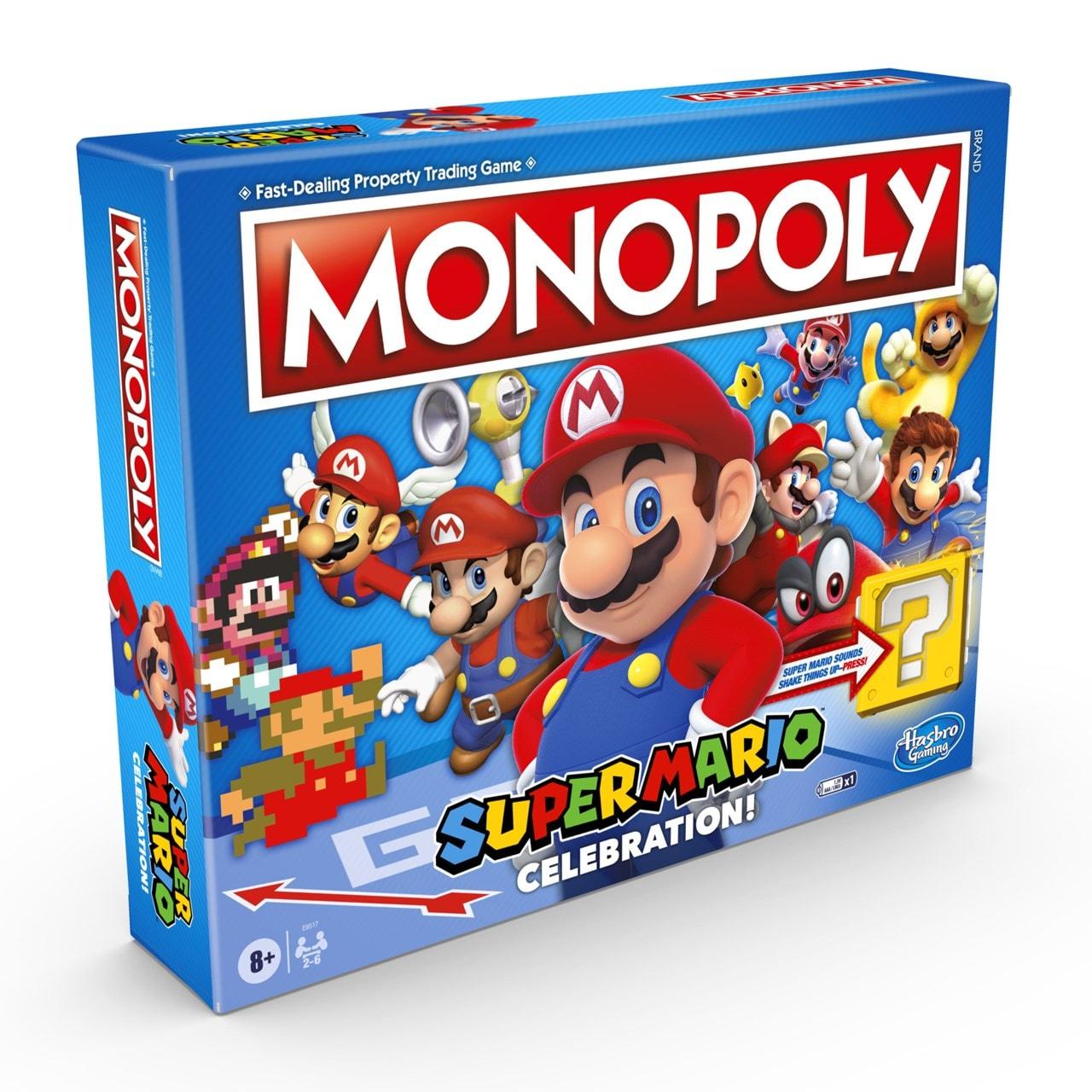 Monopoly: Super Mario Celebration - 4