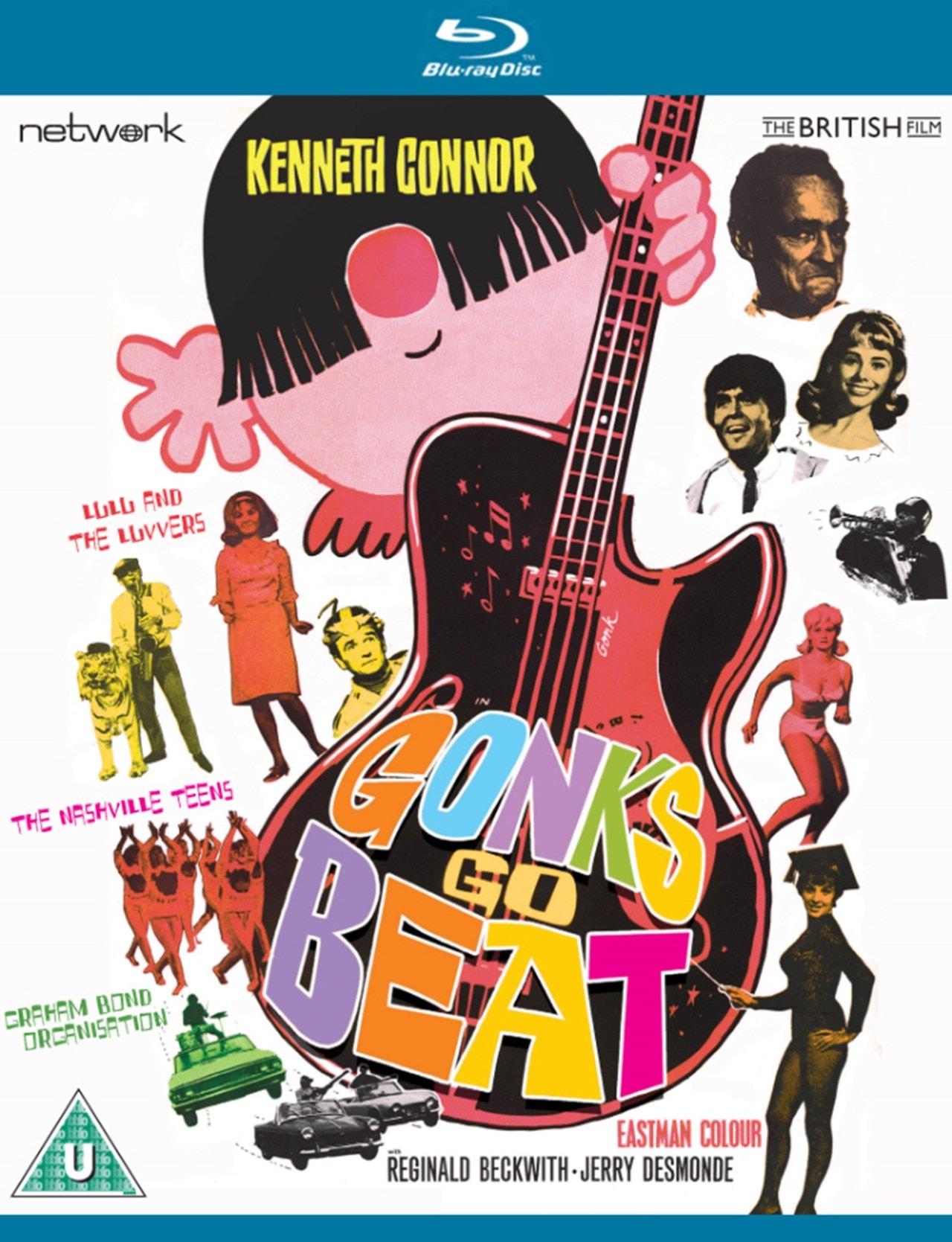 Gonks Go Beat - 1