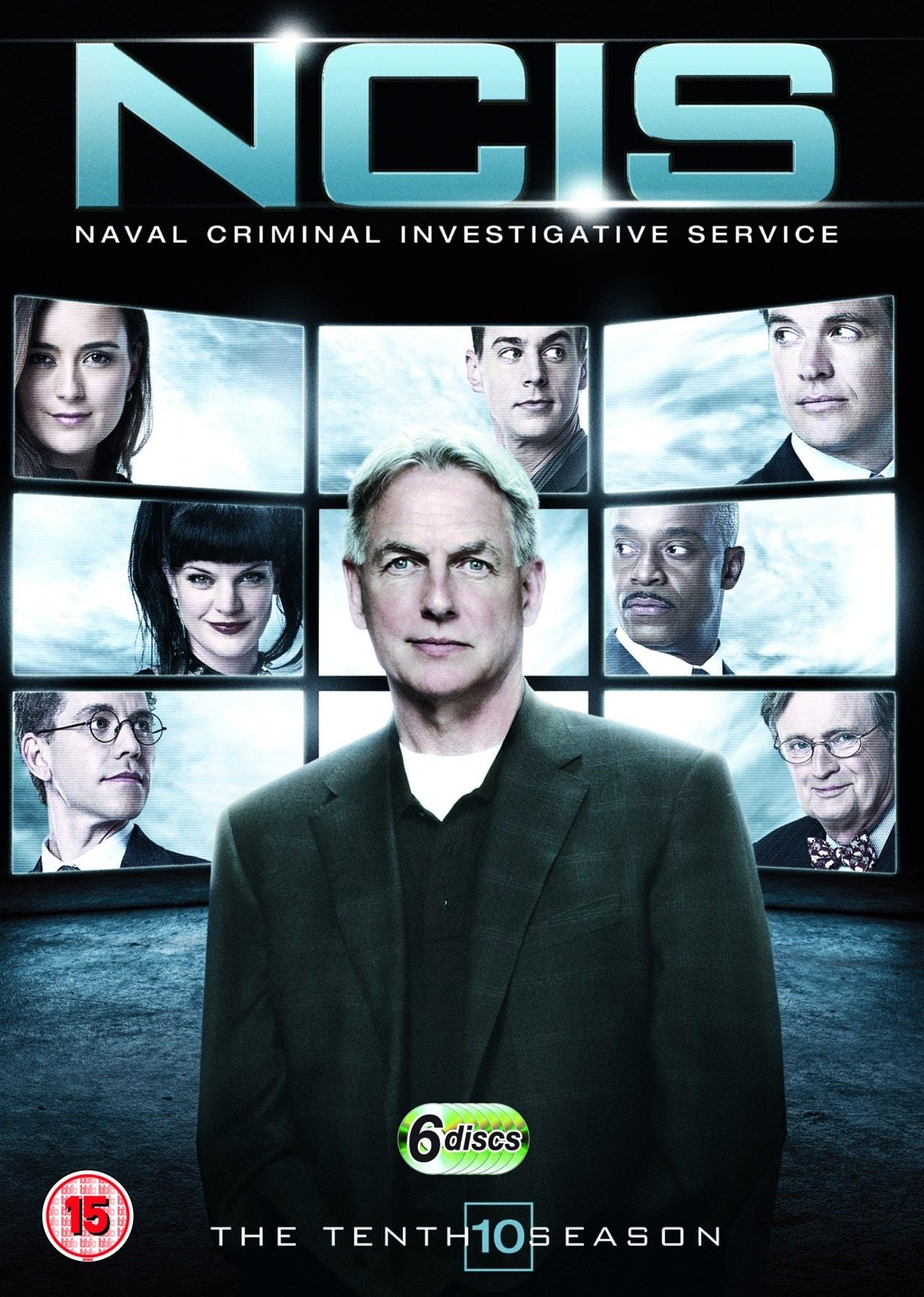 NCIS: The Tenth Season - 1