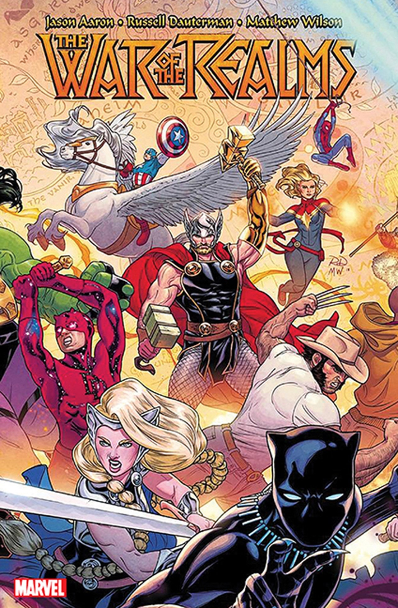 War Of The Realms - 1
