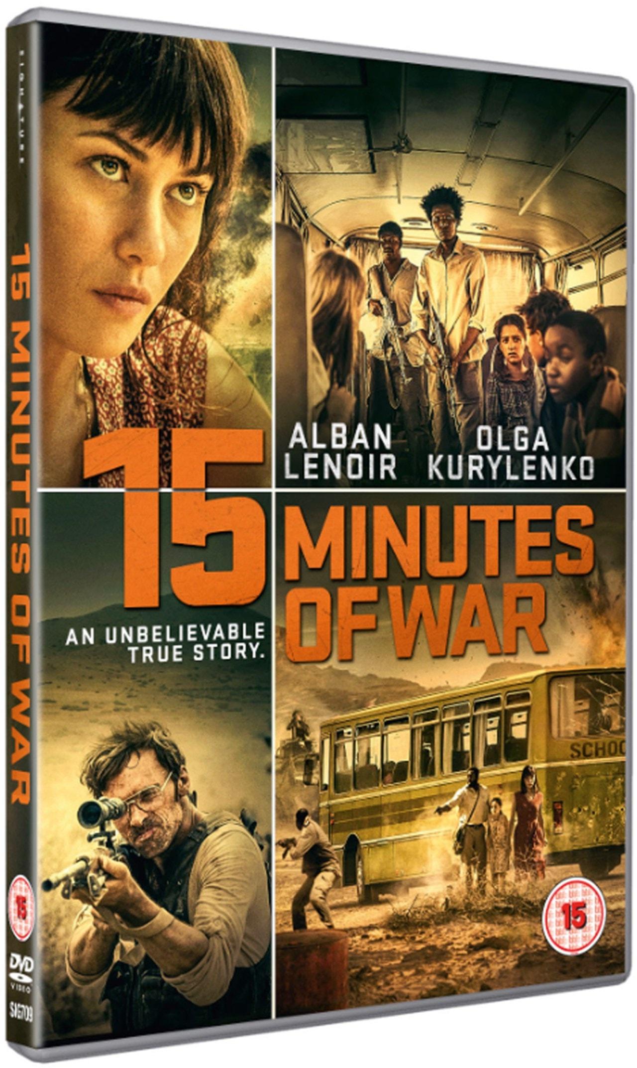 15 Minutes of War - 2