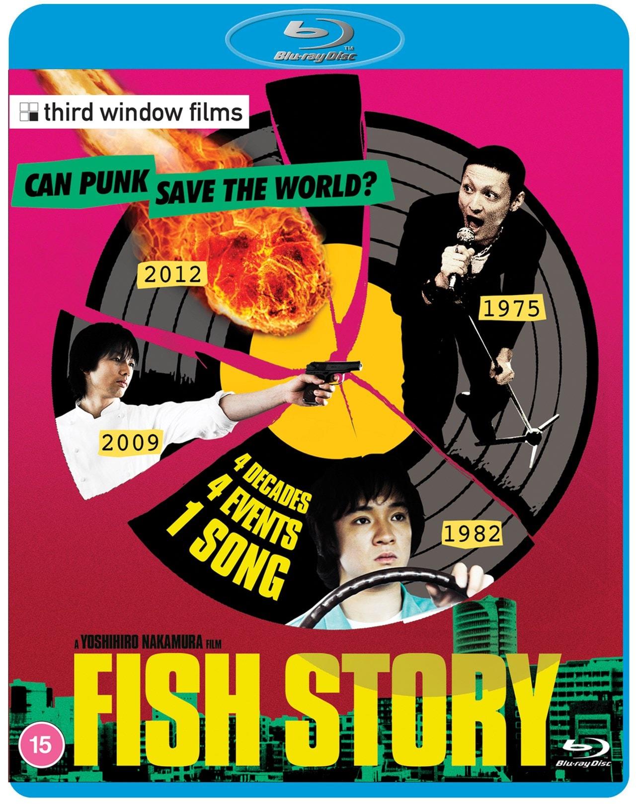 Fish Story - 1