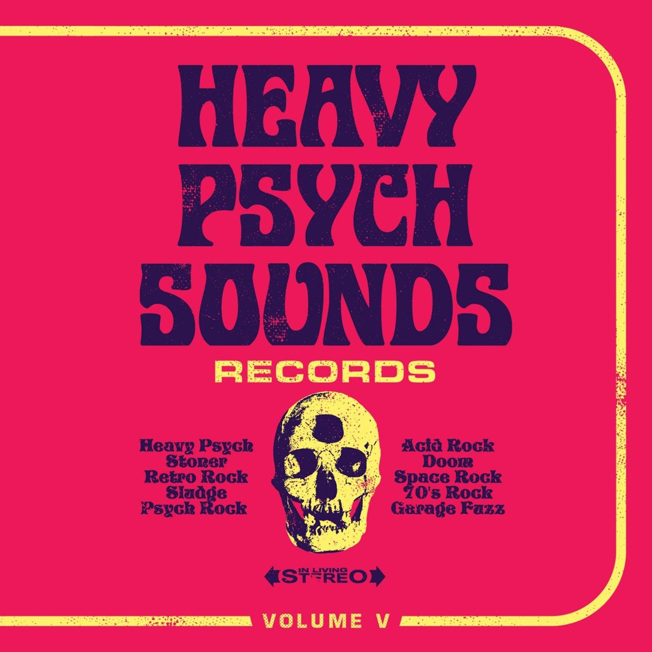 Heavy Psych Sounds Sampler - Volume V - 1
